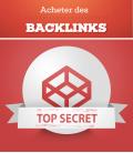 Référencement TOP SECRET